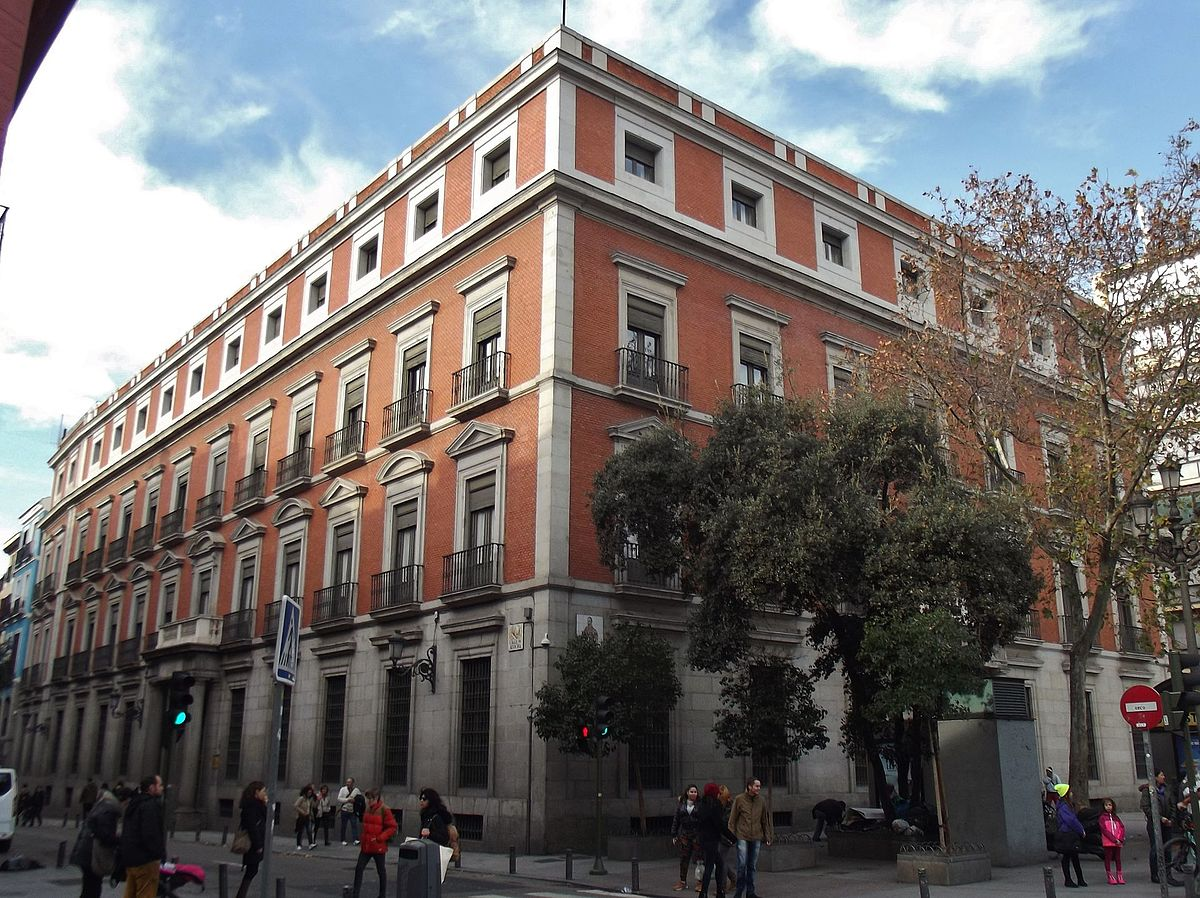 Direcci n general de los registros y del notariado for Direccion madrid espana