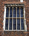Castle Hedingham, St Nicholas' Church, Essex England, tower west window.jpg