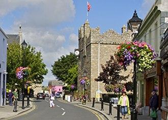 Dalkey - Castle Street, Dalkey