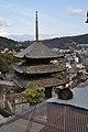 Cat and Pagoda 天寧寺三重塔 - panoramio.jpg
