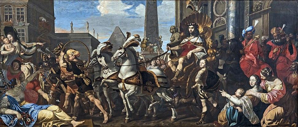 Cathédrale Saint-Étienne de Toulouse – Le triomphe de Joseph Hilaire-Pader