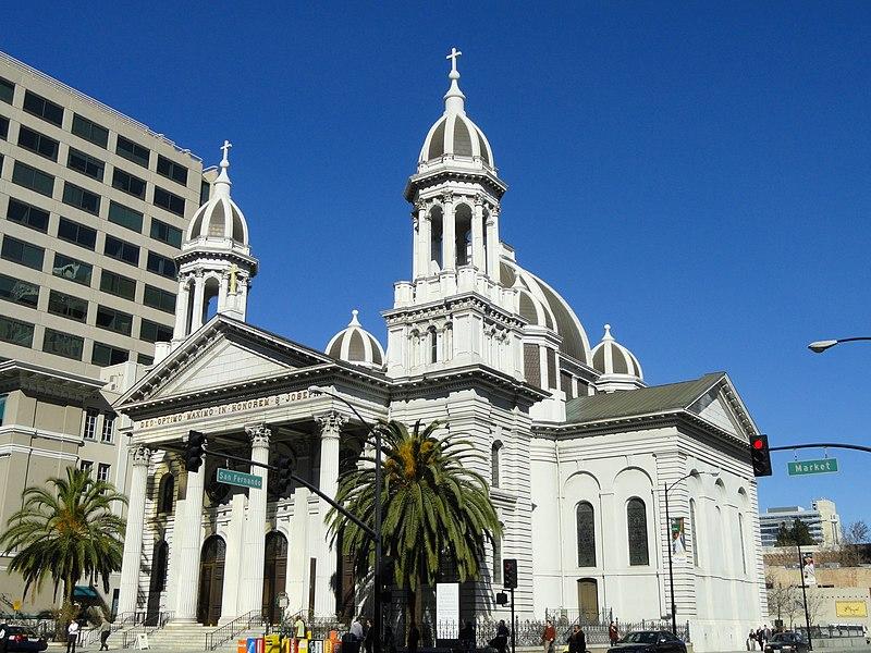 Cathedral Basilica of Saint Joseph, San Jose, California - DSC03791.JPG