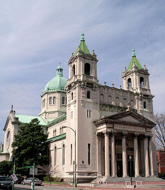Roman Catholic Diocese of Richmond - Cathedral of the Sacred Heart in Richmond