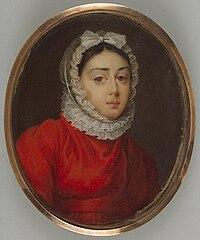 Catherine Tiesenhausen by I.G.Grigoriev (1820, Hermitage).jpg