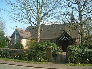 Haunton village in United Kingdom
