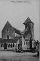 Cauroy les Hermonville l'église au sortir de la guerre 14.jpg