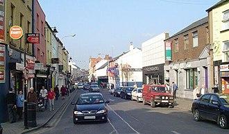 Cavan - Cavan town centre