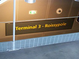 Cdgval panneau terminalT3