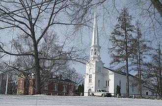 Southborough, Massachusetts - Center of Southborough
