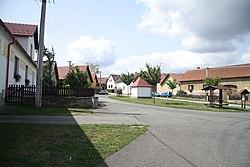 Center of Syrov, Pelhřimov District.jpg