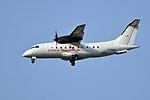 Central Mountain Air, Dornier 328-110, C-FHVX - YVR (18261476075).jpg