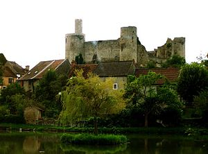 Allier - Château de Billy