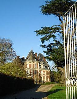 La Chapelle-du-Bois-des-Faulx Commune in Normandy, France