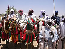 Chad-Ethnic groups-Chadian delegation