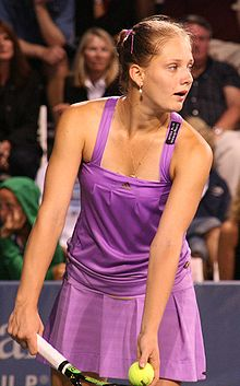 Acura Wiki on Anna Chakvetadze   Wikipedia  The Free Encyclopedia