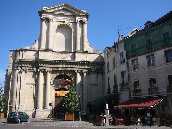 Eglise saint etienne ancienne monument historique for Chambre de commerce st etienne