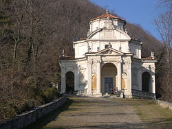 Chapel V of the Sacro Monte Varese.jpg