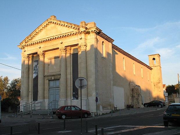 Monument historique à Aubagne