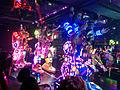 Charge of the fembots Robot Restaurant, Shinjuku Tokyo.jpg