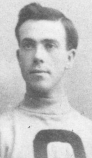 Charles Spittal - Spittal with the Ottawa HC in the 1900–01 season.