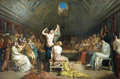 Chassériau, Théodore - The Tepidarium - 1853 from Musée d'Orsay.png