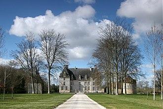 Aubigny, Calvados - The Chateau of Aubigny