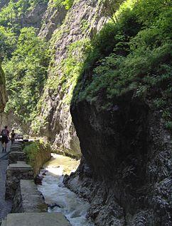 Bicaz (river) river in Romania