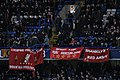 Chelsea 1 lLiverpool 0 (2-1 agg) Capital One Cup semi final 2nd leg On our way to Wembley! (16389042451).jpg