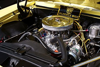 Chevrolet small-block engine - L
