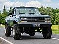 Chevrolet Silverado 1987 C20 Oldtimertreffen Ebern 2019 P6200662.jpg