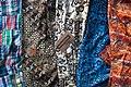 Chiang Mai, Thailand, Colorful textiles.jpg