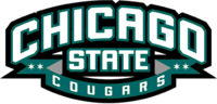Chicago State Athletics wordmark.png