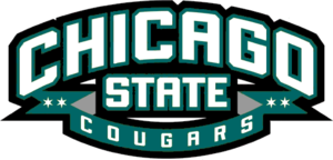 Chicago State Cougars men's basketball - Image: Chicago State Athletics wordmark