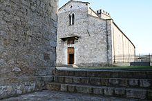 Chiesa e arco Badia
