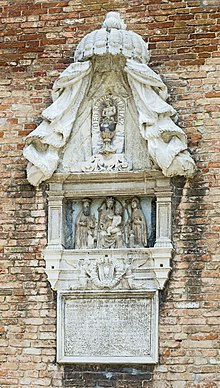 Chiesa di San Polo (Venice) Plaque Abside .jpg