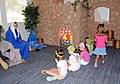 Children 'travel' back to biblical times (5861471962).jpg