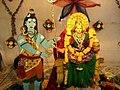Chinalingala Dussera 2013 Sri Annapurna devi Alamkaram by Girikonda.jpg