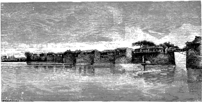 Chinese Horizontal Bridge (China's Spiritual Need and Claims, 1887).png
