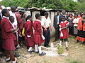 Chisungu School Demonstrates how to get urine out (5567455156).jpg