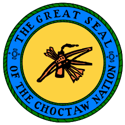 Choctaw seal.svg