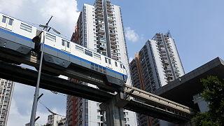 line of Chongqing Rail Transit