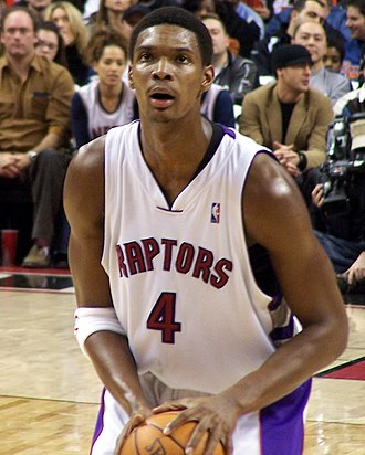 Toronto Raptors - After the trade of Vince Carter in 2004, Chris Bosh became the face of the Raptors franchise until 2010.