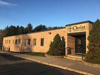 North St. Paul, Minnesota - Christ Lutheran School