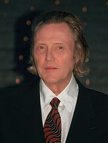 O actor estatounitense Christopher Walken, en una imachen de 2009.
