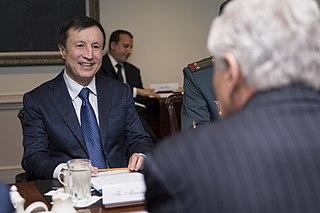 Kazakhstani politician