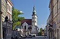 Church of St. Andrew (view from N), 56 Grodzka street, Old Town, Krakow, Poland.jpg