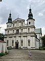 Church of St. Bernardino of Siena in Kraków.jpg