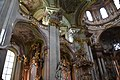 Church of St. Nicholas, Baroque interior, !703-63, Little Quarter, Prague (9) (26214842485).jpg