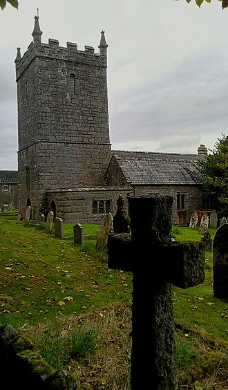 Belstone - Church of St Mary the Virgin, Belstone