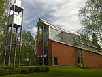 Church of the Resurrection in Juankoski, Finland 2.jpg